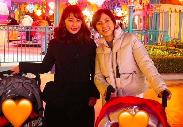 枡田絵理奈 子供 幼稚園