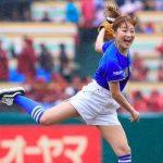 鈴木奈々 始球式 非難理由