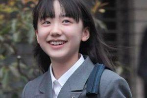芦田愛菜 中学校