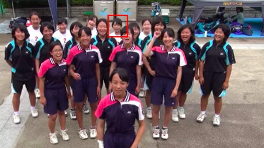 与田祐希 中学校