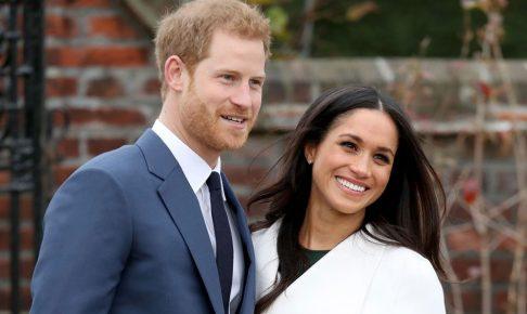 ヘンリー王子夫妻 第1子公開