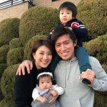 潮田玲子 家族写真公開