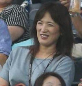 大谷翔平 母親