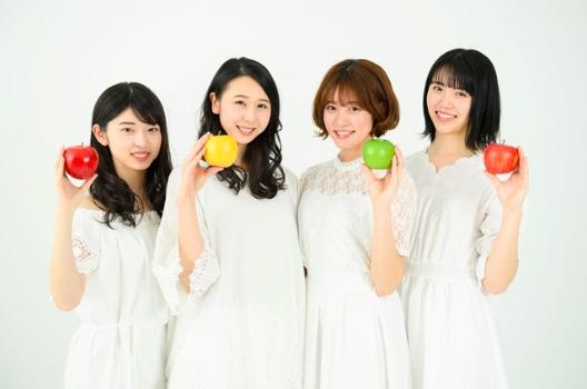 りんご娘 メンバー