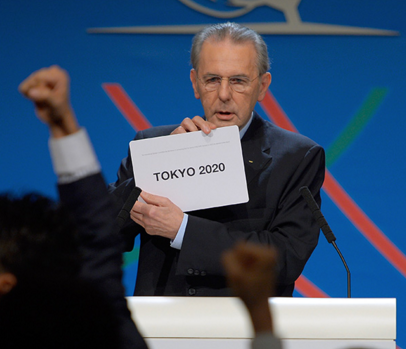 東京オリンピック 日程変更