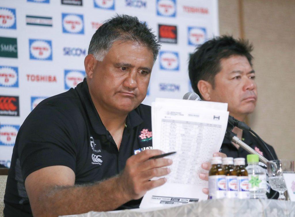 ラグビー 日本代表 外国人 多すぎ