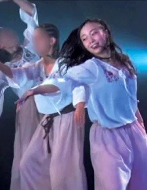 佳子さま ダンス 画像