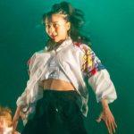佳子さま ダンス へそ出し 画像