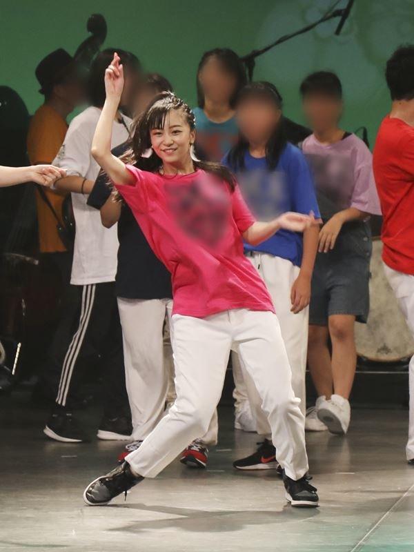 佳子さま ダンス