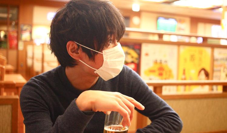 清野とおる マスク なぜ
