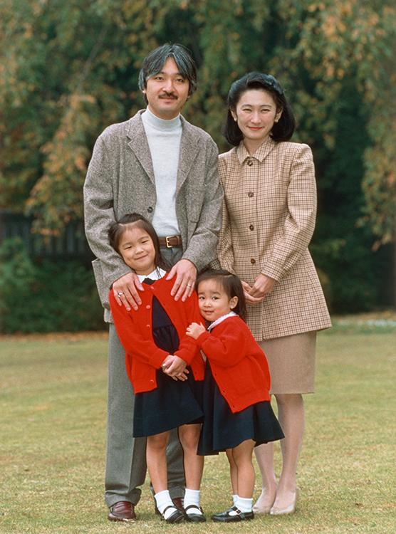 佳子さま 若い頃