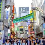 中国人観光客 多い場所 東京
