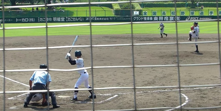川西拓実 高砂高校 野球