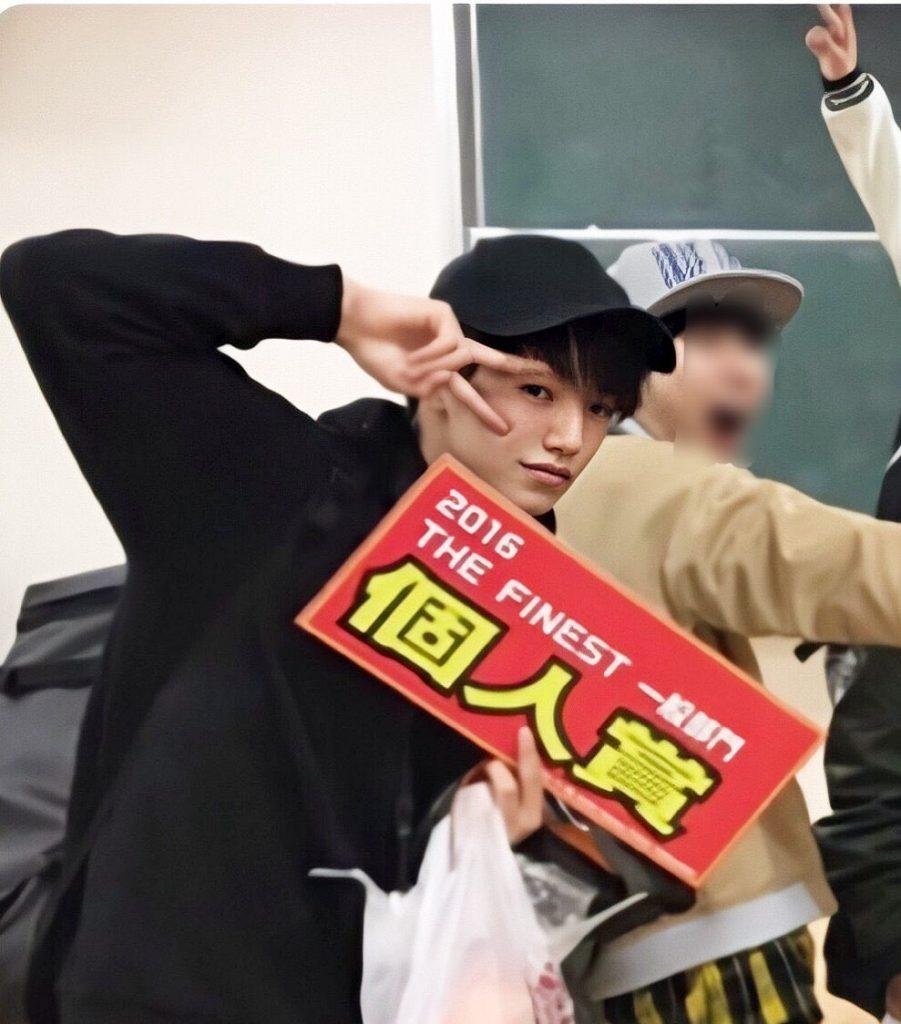 大平祥生 バックダンサー