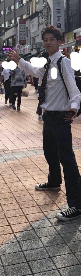 金城碧海(すかい)の松原高校時代