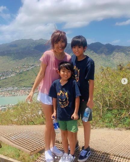 山口達也 子供 ハワイ